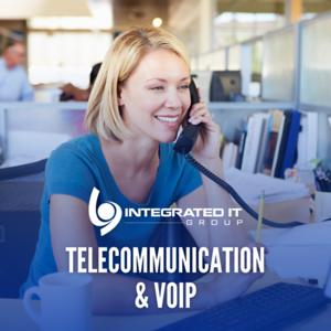 Copy of Telecommunication & VOIP