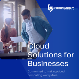 Copy of Cloud Solutions for Businesses