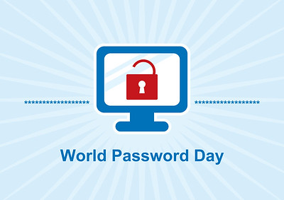 World,Password,Day,Illustration.,Secure,Computer,Illustration.,Computer,Graphic,Icon.