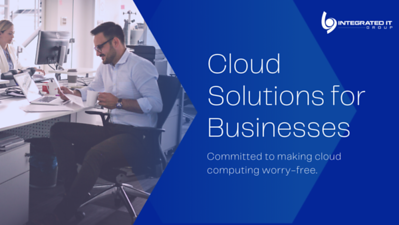 Cloud Solutions for Businesses