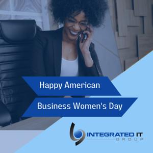 American Business Women's Day insta
