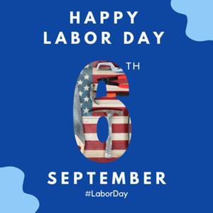 happy labor day insta