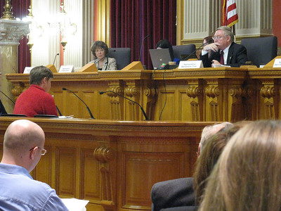 My friend Kate Burns speaking in support. .. Her Denver Post story here: http://www.denverpost.com/search/ci_17694474