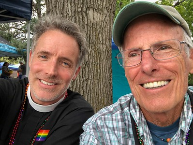 Allan and Bill.   ... Thanks for visiting our little album here, and special thanks to all our wonderful volunteers.  .. Blessings & love, Bill Oliver
