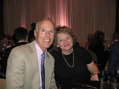 Bill and Rev. Becky.