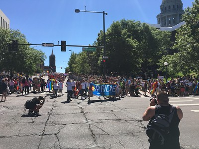 Did you know that Denver has the 3rd largest PrideFest in the country!