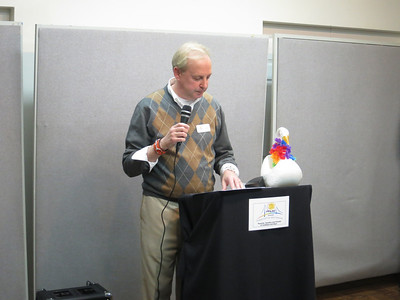 Welcome by Joe Moore, Chair of the PFLAG/Denver Board. Their website:.. http://www.pflagdenver.org ... [Use browser's back arrow to return to album.]