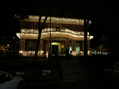 The Tears-McFarlane Mansion - home of PFLAG/Denver. [They lease some space in it; it's on Williams St @ E. 13th Ave.]