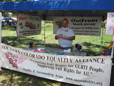Note: Pueblo Pride will be Sunday, 21 August!