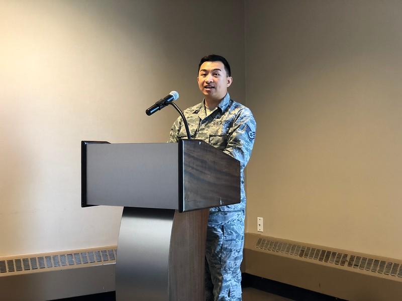 MC - Sergeant Ernest Vang