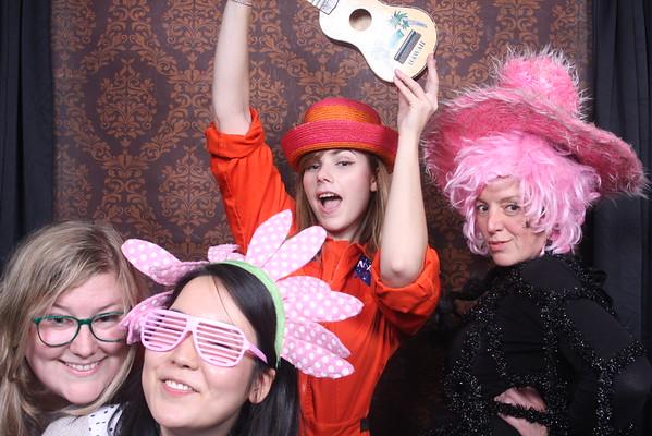 Intel Photobooth, Quarterly Party