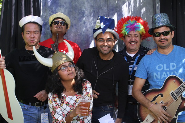 Intel September Photobooth