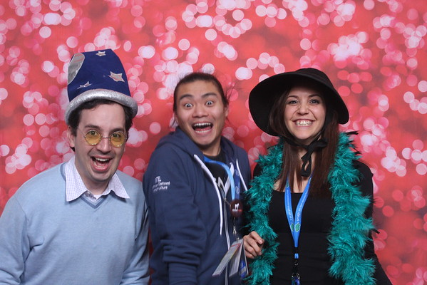 Intel Photo Booth Dec. 6