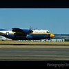 Lockheed Martin USMC C-130 Hercules US Navy Blue Angels Fat Albert