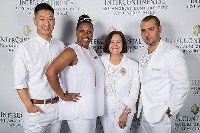 InterContinental Los Angeles Century City.  #ICLAWhiteParty16.  @InterConLA www.intercontinentallosangeles.com.  Photo by VenicePaparazzi