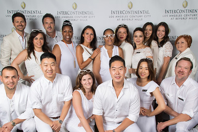 InterContinental Los Angeles Century City.  #ICLAWhiteParty16.  @InterConLA www.intercontinentallosangeles.com.  Photo by VenicePaparazzi