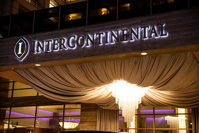 InterContinental Los Angeles Century City.  Photo by @VenicePaparazzi