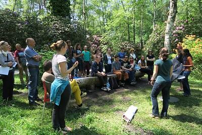 Narrative Environments for Park Seleger Moor, Switzerland
