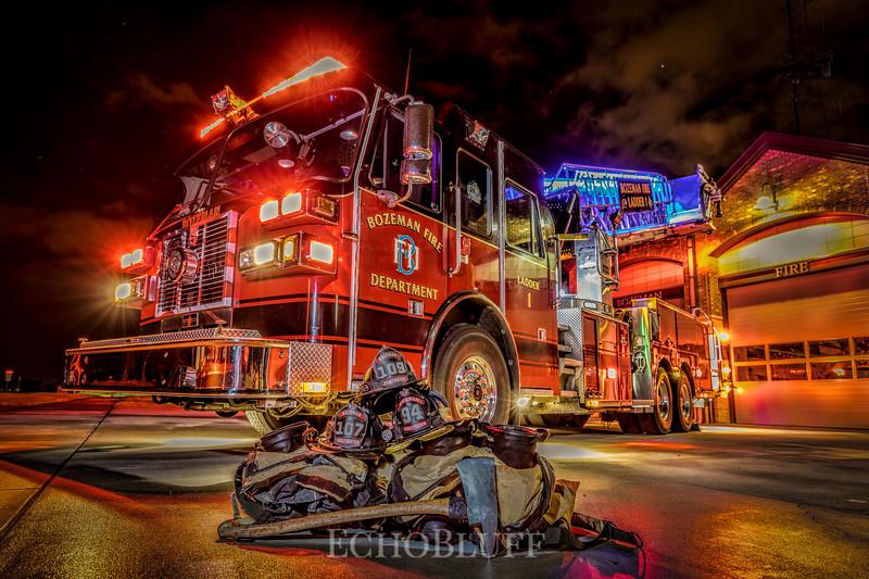 Bozeman Fire