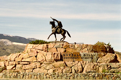 """Buffalo Bill- The Scout"", Buffalo Bill Historical Center, Cody, Wyoming"