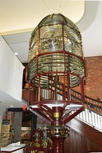 Original Sankaty Light Head, Nantucket Whaling Museum