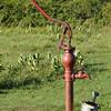 Hand Pump, Block Island, Rhode Island