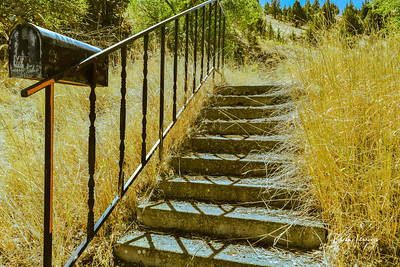 Steps to Nowhere!
