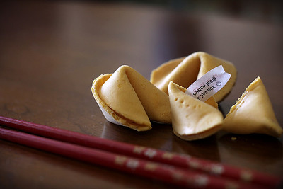 What's my fortune...