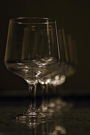 Bokeh glass