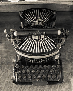 Typewriter, Billings Farm
