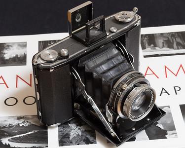 Zeiss Ikon (Ansel's Pocket Camera)