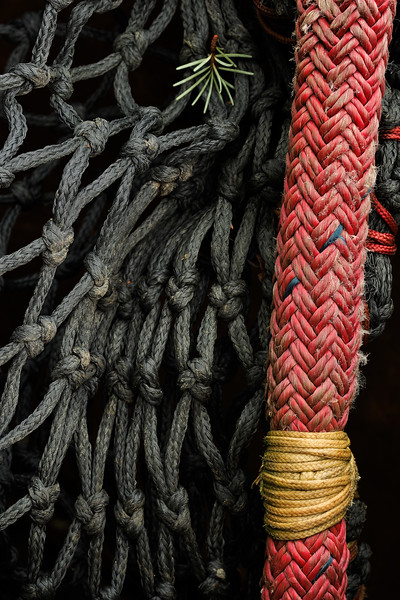 Rope and Net