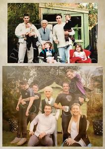 21 years comparison