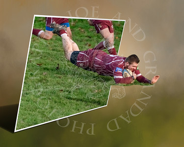 Morley RFC Saxons v Selby RUFC 3XV