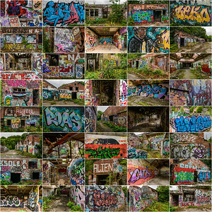 Brickworks Graffiti
