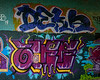 Richmond Bridge Graffiti-106