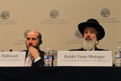 Panel Discussion at United States Institute of Peace