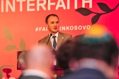 Interfaith Kosovo 5th Edition Opening Session