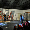 Pulp Theater Set Construction 2020-11