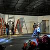 Pulp Theater Set Construction 2020-18