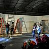 Pulp Theater Set Construction 2020-15
