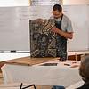 Art Jamaal Barber Printmaking Masterclass 2021-12