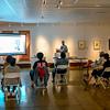 Art Talk Jamaal Barber 2021-11