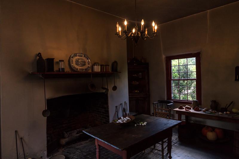 A 18th Century Kitchen