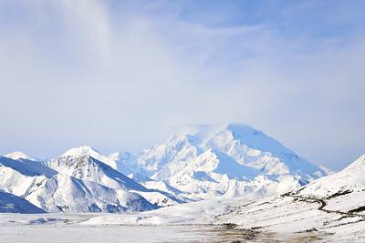 Denali First Snow