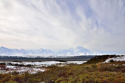 Alaska Range Gold