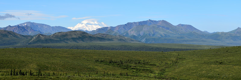 Denali First View