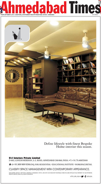U&I Interiors Pvt  Ltd