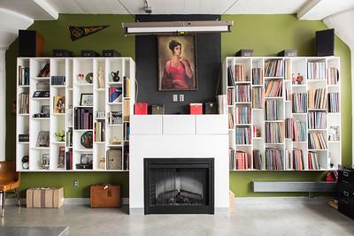 Noah's Living Room