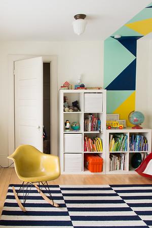 Alison + Jeff's Children's Bedroom